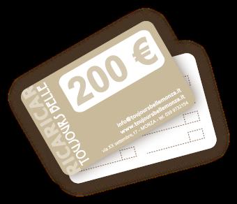 Risparmia con la carta Creditbelle